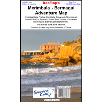 Merimbula - Bermagui Adventure Map - (Rooftop's)