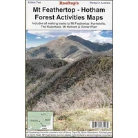 Mt Feathertop - Mt Hotham Forest Activities Map - (Rooftop's)