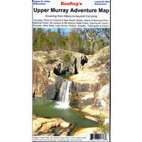 Upper Murray Adventure Map - (Rooftop's)