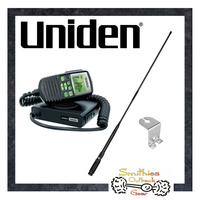 Uniden UH5060VP UHF Value Pack with Antenna & Bracket