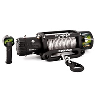 Monster Winch 9500lb - 12V (With synthetic rope)