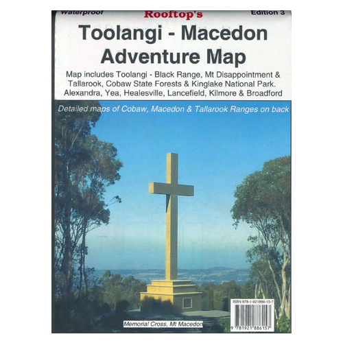 Toolangi - Macedon Adventure Map (Rooftop's)