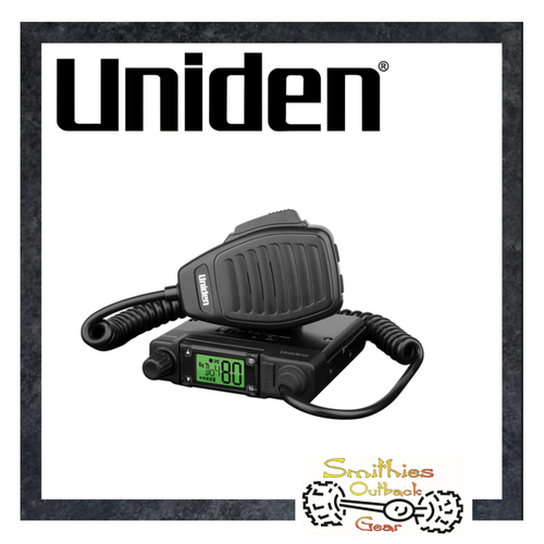 Uniden UH5030 UHF CB 80 Channel 5W Mini Compact